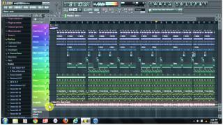 Future Ft. T.I. Magic (Remix) Instrumental FL Studio Remake (Free FLP Download)