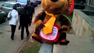 душевный быдло медведь