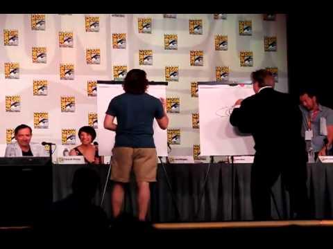 Futurama Panel - San Diego Comic-Con 2012