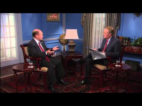 The Delaware Way Open and Interview with Senator Chris Coons