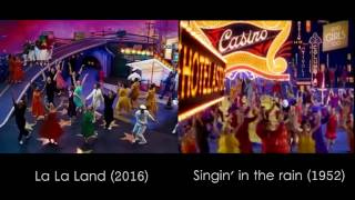 La La Land - Movie References