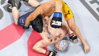 UFC Bruce Lee vs John Gotti Legendary American gangster