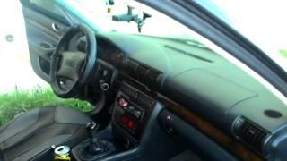 Audi А4 В5 салон