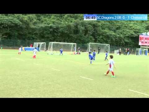 SC Dragon 2 U8 vs ChelseaFC Soccer School (Hong Kong) U8 (0-3)