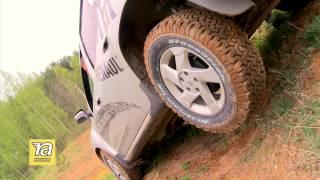 видео Внедорожная грязевая резина на Рено Дастер 4х4