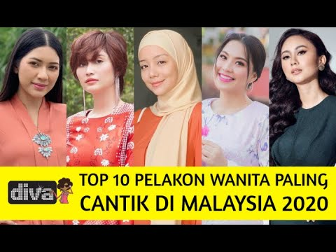 Download Top 10 Pelakon Wanita Paling Cantik Di Malaysia Edisi 2020