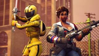 Fortnite Gameplay Launch Trailer (PS4 XBOX ONE PC) 2017