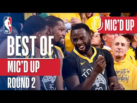 Best All-Access Mic'd Up Moments of the 2018 NBA Playoffs: Conference Semifinals