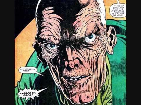 J  M  DeMatteis Captain America Spider Man Baron Zemo Red Skull Kraven