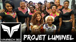 Lancement PROJET LUMINEL - Interview MKOMM (4K) - VINRECH 3D
