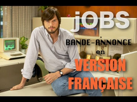 jobs bande annonce vf sortie le 21 ao t 2013 youtube. Black Bedroom Furniture Sets. Home Design Ideas