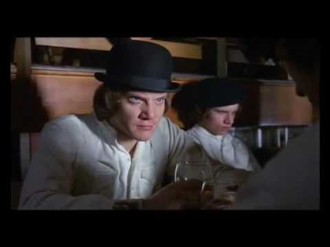 The Adicts - Mr. Hard - Clockwork Orange music video