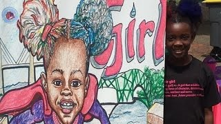 Moxie Girl: Power in the Afro Puffs