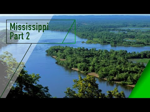 Ol Man River - Mighty Mississippi Part2 - The Secrets of Nature
