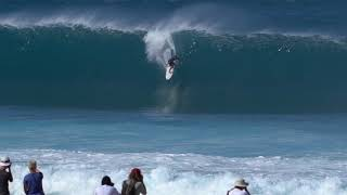 Backdoor Shootout At Big Beautiful Pipeline