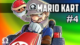 busting out that mii kart baby   mario kart 8 deluxe 4 funny moments ft friends