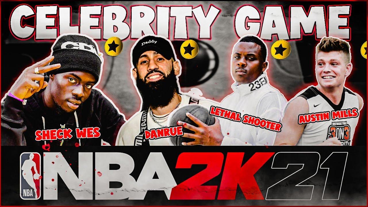 NBA 2k21 Next Gen CELEBRITY Tournament! (Shocking Winner!)
