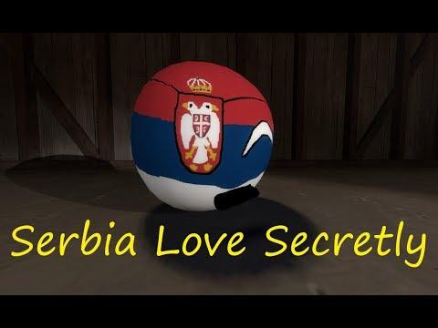 Serbia love secretly...