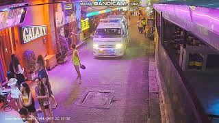 Ambulance at Galaxy ... Sweet Soul Cafe 1 Live Stream From Chaweng, Koh Samui, Thailand