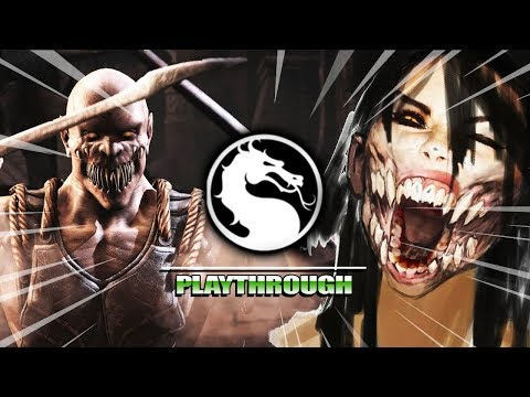 BARAKA & MILEENA ARE DEAD : Story Mode - Mortal Kombat X (Part 6) thumbnail