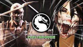 BARAKA & MILEENA ARE DEAD : Story Mode - Mortal Kombat X (Part 6)