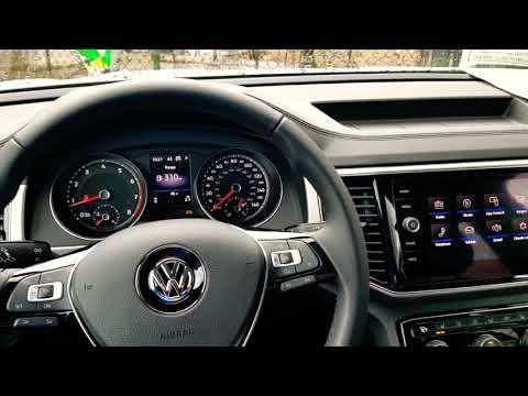 Driver key pairing on 2018 VW Atlas