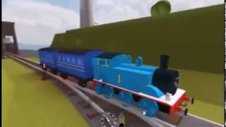 ROBLOX: Thomas Pulling Blaue Kutschen