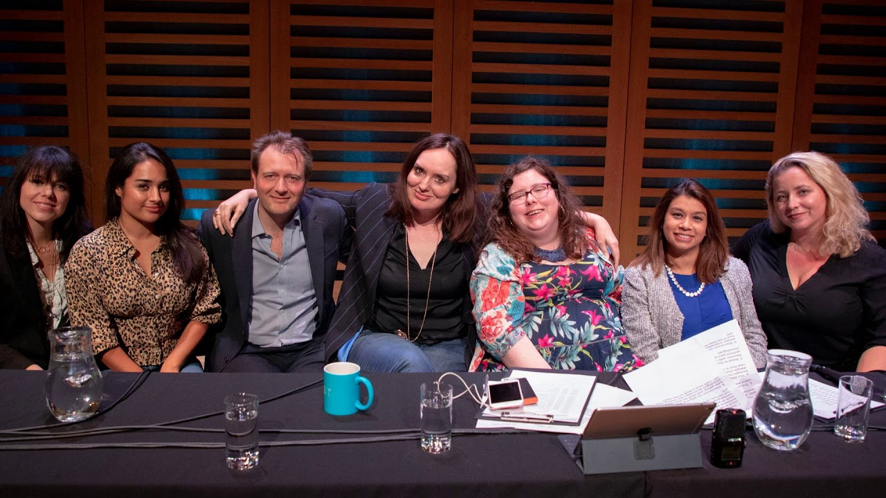 126. Nevertheless She Persisted with Alison Spittle and guests Richard Radcliffe, Tulip Siddiq,...