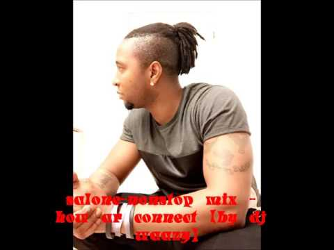 SALONE NONSTOP MIX - HOW AR CONNECT BY (DJ WAZZY SWEDEN)