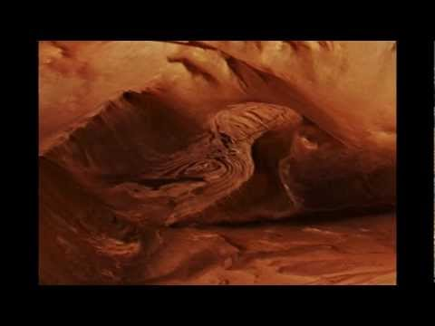 Erosion, geological or mining in Candor Chasma on Mars?