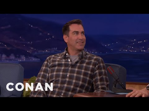 Rob Riggle On Returning To Active Duty After 911 & His New Movie