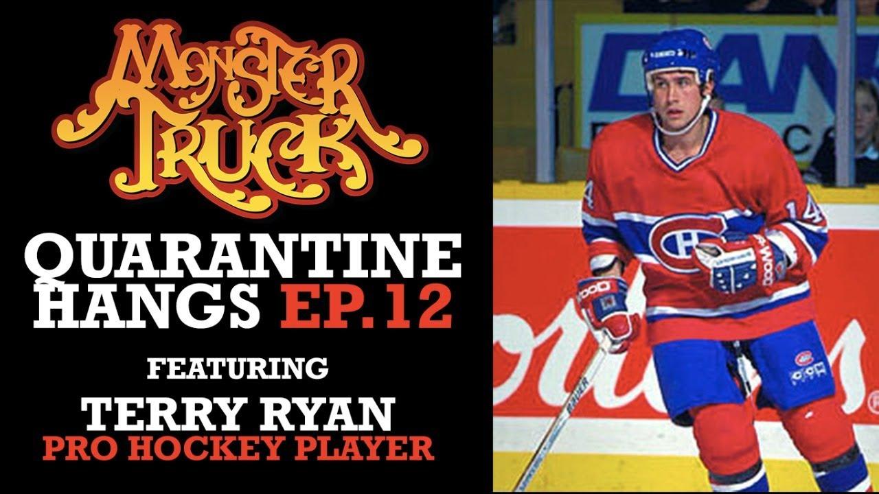 QUARANTINE HANGS EP. 12 -  feat. TERRY RYAN