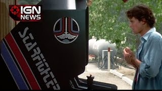 Not Even Spielberg Can Make a Last Starfighter Sequel - IGN News
