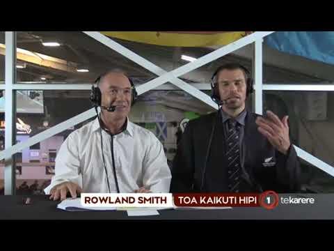 Rowland Smith Golden Shears champion