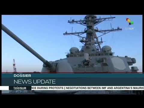 Dossier 05-22: U.S. maritime military assets