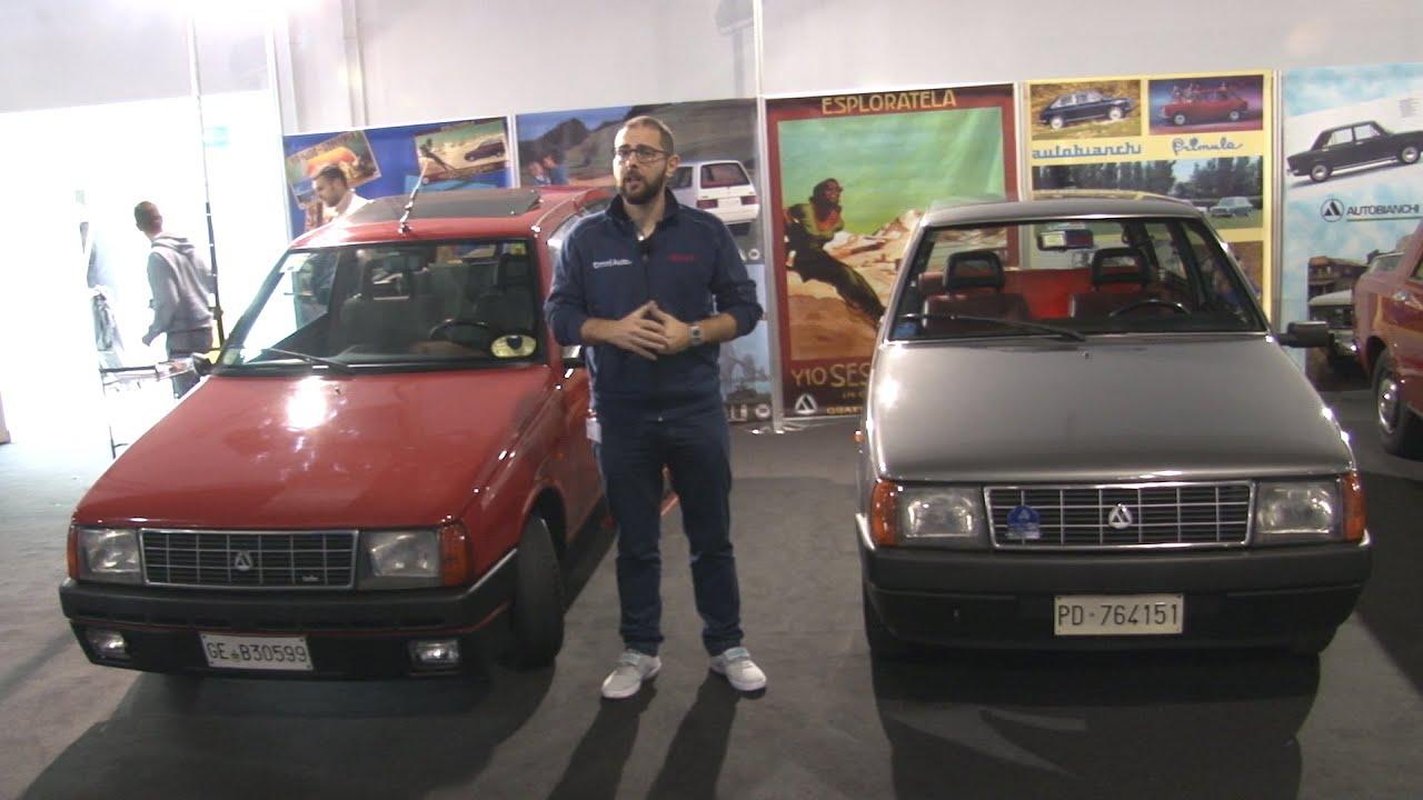 Autobianchi I Auto e Moto d'Epoca 2015