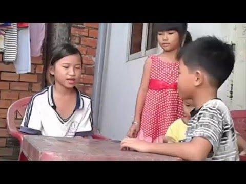 Em gái Sóc Trăng gõ bo hát nhạc chế cực hay