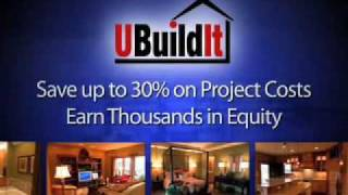 Ubuildit - Build Your Own Custom Home...and Get More For Your Money