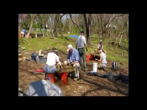 Archaeology at Old Colchester, Virginia (Virginia Time Travel)