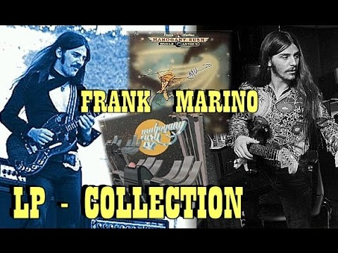 FRANK MARINO - LP Collection / Unboxing (HD) Spot - 2017