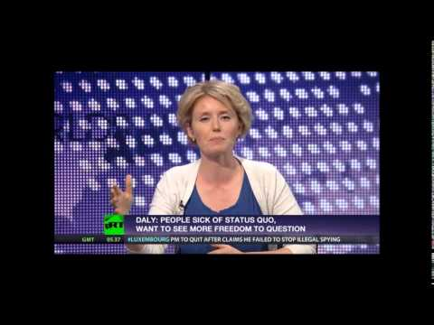 'Obama hypocrite of century' interview with Irish MP Clare Daly