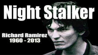 Evil Richard Ramirez   Born To Kill Serial Killer