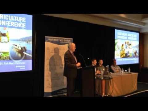 Digital agriculture panel session - 2014 Australian Agriculture Roundtable Conference