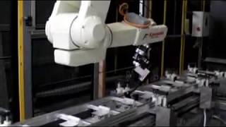 eep roboter schweianwendung aluminium produkte