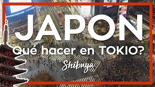 Tokyo 2019 🍣 things to do in Tokyo Japan day and night