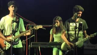 """Goan Band """" K7 """" - LIVE @ The Original Bandstand """" - Cant halp fallin in love"""