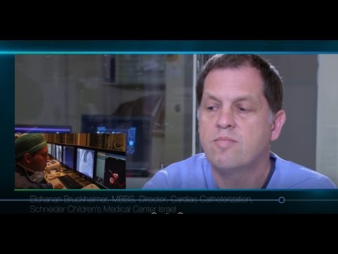 Holographic Augmented Reality - User Testimonial: Elchanan Bruckheimer, MD