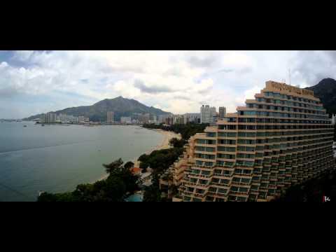 Xiro Xplorer - Follow me & 360 selfie @ Hong Kong Gold Coast