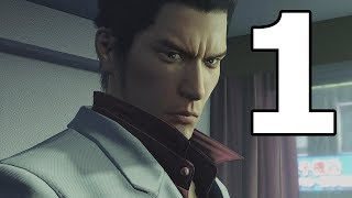 Yakuza Kiwami Walkthrough Part 1 - No Commentary Playthrough (PS4)