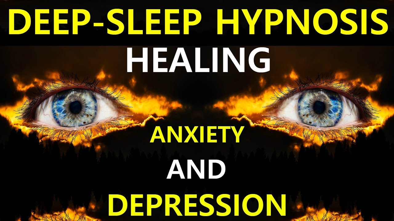 Developed my 1st Sleep Hypnosis for Depression and Anxiety